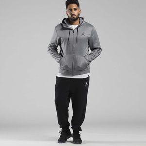 NEW Nike Jordan Therma 23 Alpha Full-Zip Hoodie S